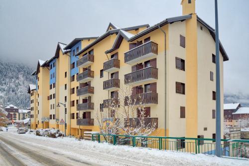 Chatenet: Residence Courmayeur C Chamonix