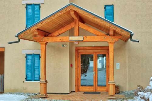 Petite Jardin: Residence Via des Traz B Chamonix