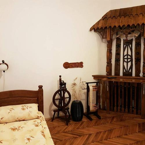 Accommodation in Recea