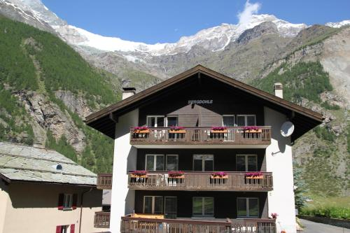 . Ferienwohnungen Wallis - Randa bei Zermatt
