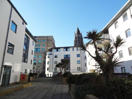 Avalon - Brighton City Centre Apartment With Free Secure Parking