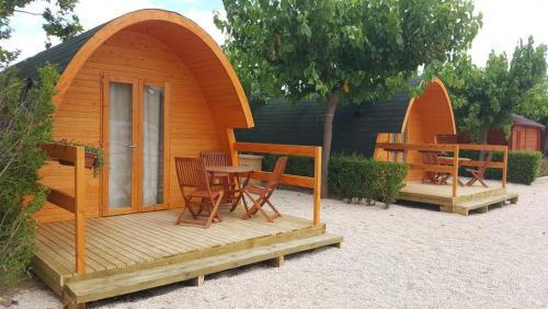 . Camping Els Ports