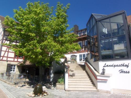 . Landgasthof Hotel Hess