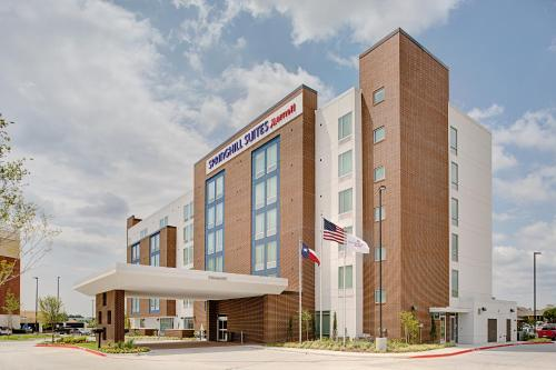 . SpringHill Suites by Marriott Dallas Lewisville