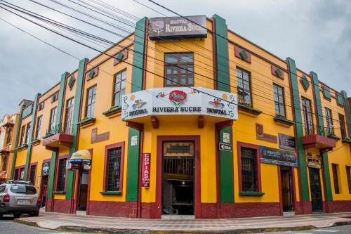 . Hostal Riviera Sucre
