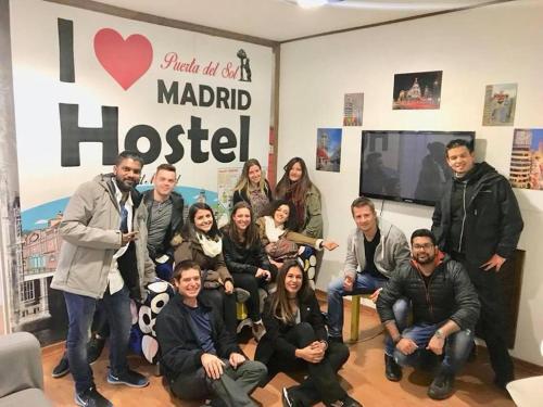 I Love Madrid Hostel