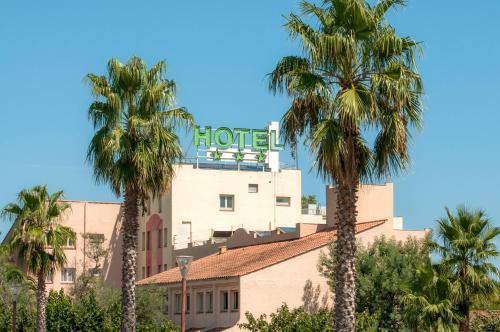 Hôtel Goélia Argelès Village Club - Hôtel - Argelès-sur-Mer