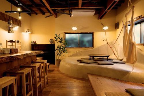 箱根帳篷溫泉旅館