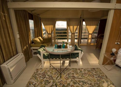 Suite Executive with balcony and Sea View