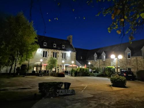 . Logis Hôtel la Grassinais Saint-Malo