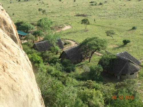 Kivuko Eco Camp