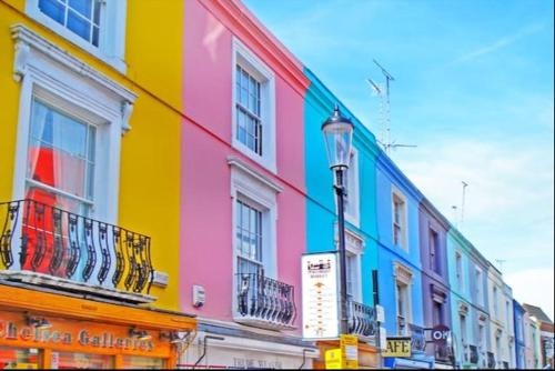 Notting Hill Terrace View