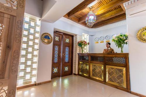 Kukaldosh Boutique Hotel