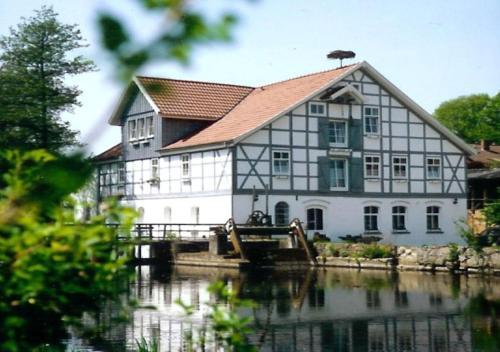 Wipperaublick in der Oldenstädter Wassermühle