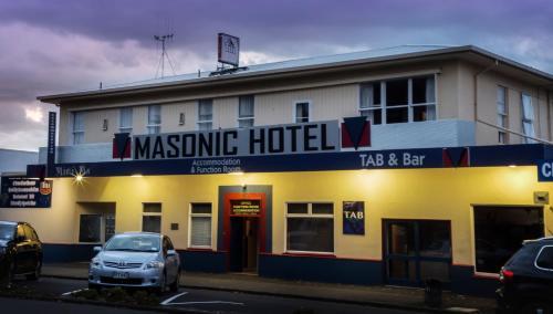 . Masonic Hotel
