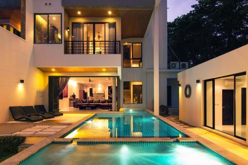 Amazing 5br, Seaview private PoolVilla by Intira Villas Amazing 5br, Seaview private PoolVilla by Intira Villas