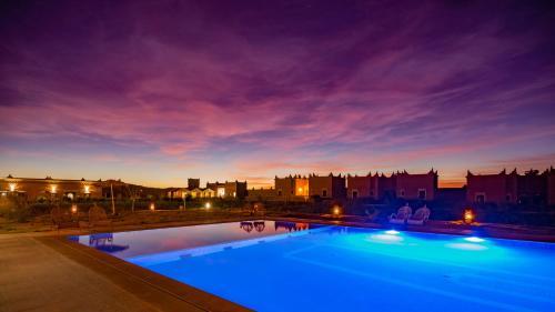. Ecolodge l'île de Ouarzazate