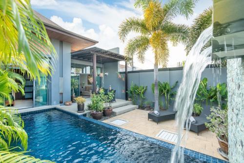 Onyx Lite modern 2 bedroom villa with pool Onyx Lite modern 2 bedroom villa with pool
