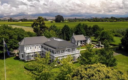 The Marlborough - Accommodation - Blenheim