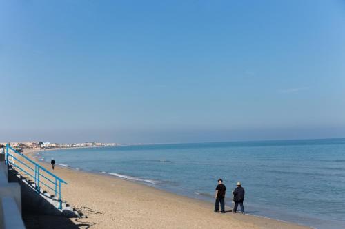 Beachfront Los Banos Denia Denia Reservations Online