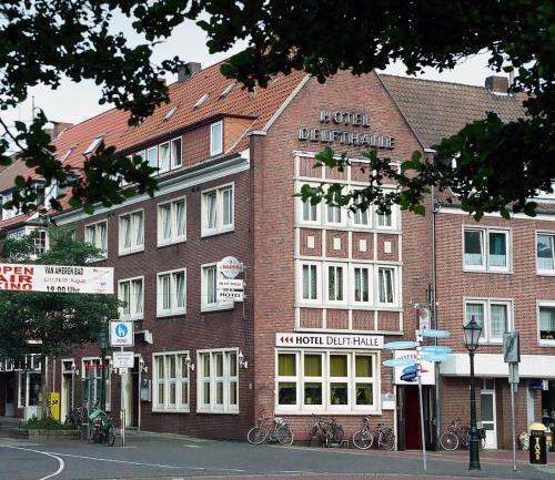 . Hotel Delfthalle