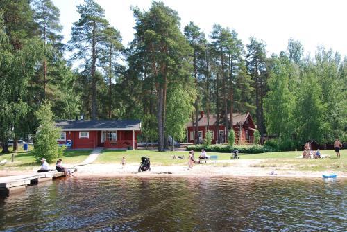 . Camping Toivolansaari