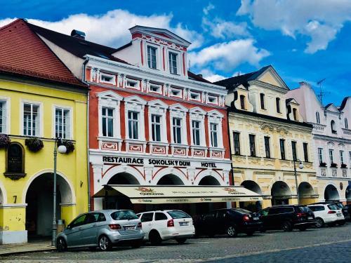 . Hotel Sokolský Dům