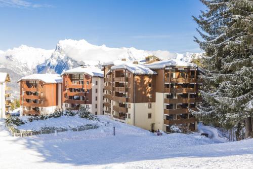 Résidence Odalys Le Buet - Accommodation - Morillon