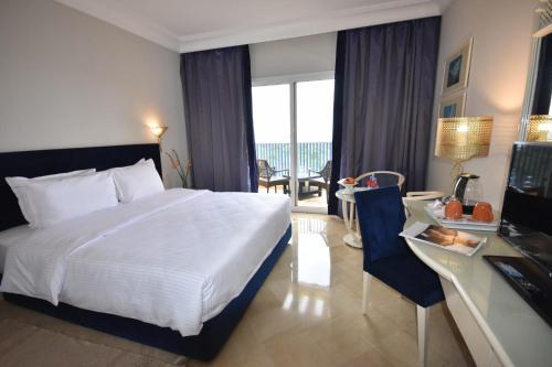 Ramada Plaza Tunis værelse billeder