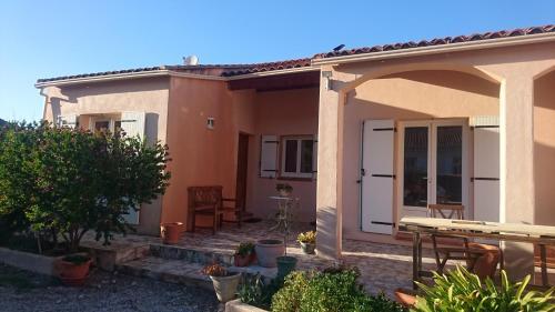 Joli villa que du bonheur - Location saisonnière - Calenzana
