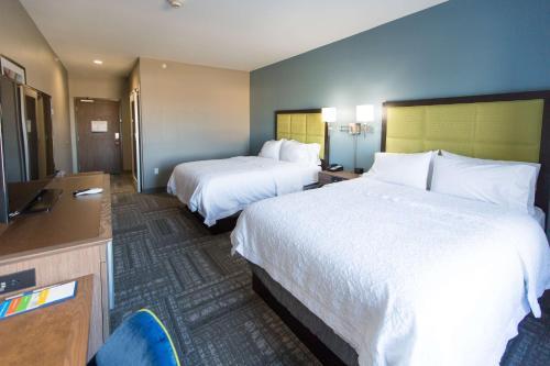 Hampton Inn And Suites Stroud Oklahoma - Stroud, OK 74079