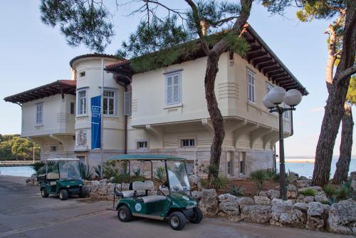 Veli Brijuni, 52214 Brijuni, Istria, Croatia.