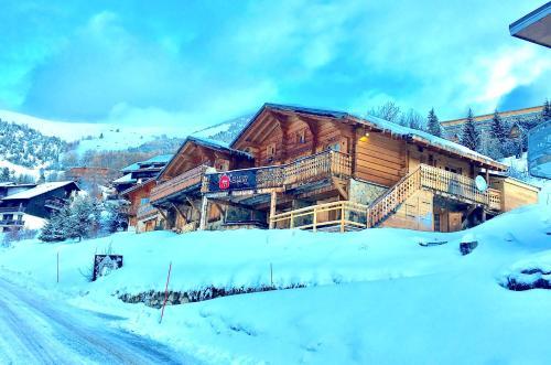 Mountain Chalet Alpe d'Huez