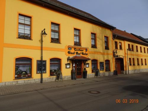 . Gasthaus Stadt Bad Sulza