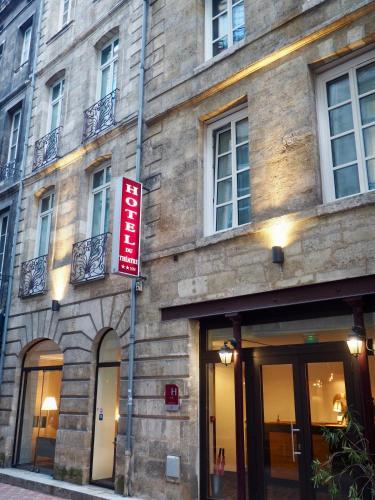 Hotel du Théâtre - Hôtel - Bordeaux