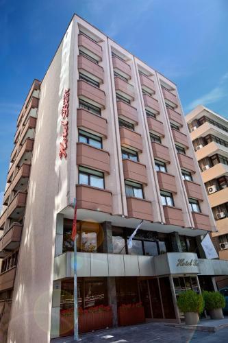 Ankara Hotel Best odalar