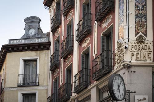 Petit Palace Posada Madrid — foto 4