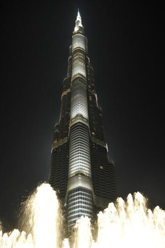 Burj Khalifa, Mohammed bin Rashid Boulevard, Downtown Dubai.