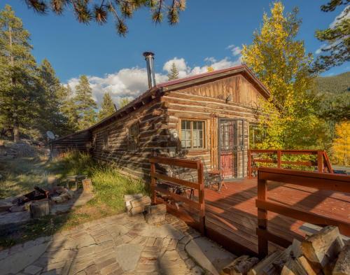 Luna's Cabin - Leadville, CO 80461