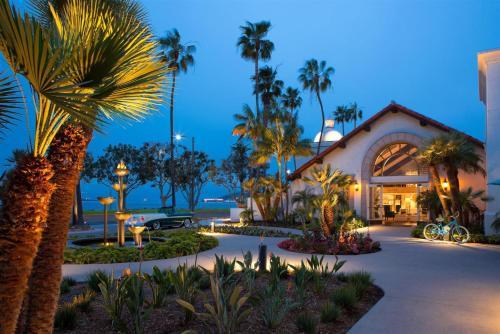 Kona Kai Resort & Spa a Noble House Resort - San Diego, CA CA 92106