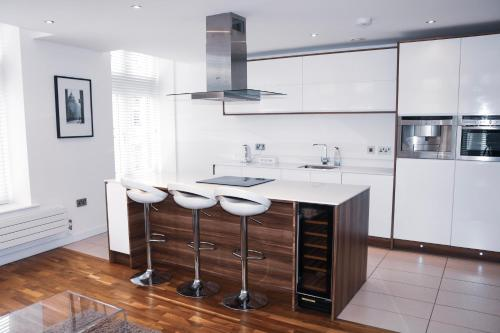 Deansgate Luxury Apartment