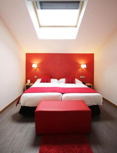 Habitación Doble Estándar - 1 o 2 camas ELE Enara Boutique Hotel 12