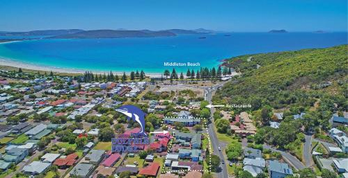 . Dolphin Lodge Albany - Self Contained Apartments at Middleton Beach