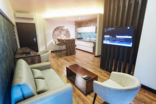 . Urban Suites Apart Hotel