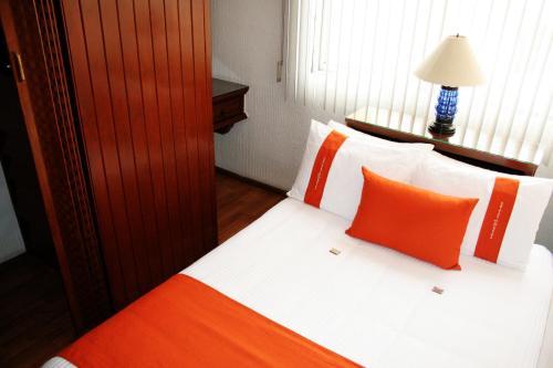 Suites Amberes, Ciudad de México