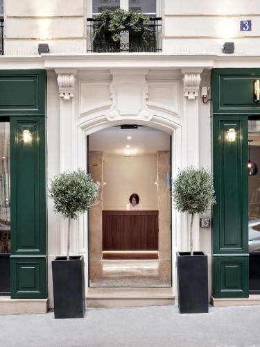 Newhotel Le Voltaire - Hôtel - Paris