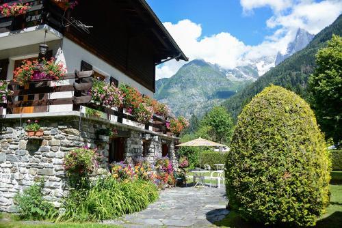 Crêmerie Balmat - Chambre d'hôtes - Chamonix-Mont-Blanc