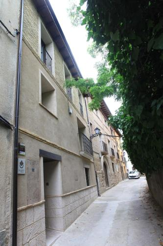 Accommodation in Adahuesca