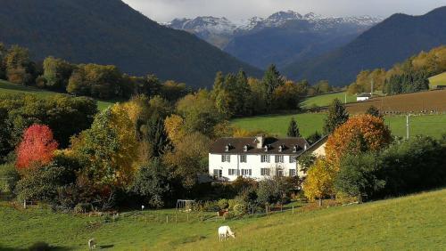 . Gites Vallée d'Ossau - Les Jardins du Cot