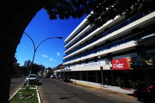 . Apart Hotel Acrópolis